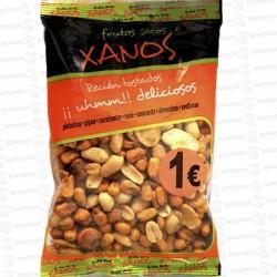 XANOS 1 € COCTEL MIX 10x155 GR