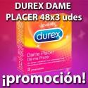 PROMO WEB DUREX DAME PLACER 48x3