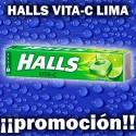 PROMO WEB HALLS VITA-C LIMA 20 UD