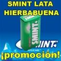 PROMO WEB SMINT LATA HIERBABUENA 12 UD