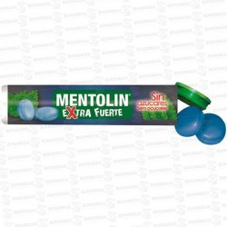 TUBO MENTOLIN EXTRAFUERTE S/A 12 UD LACASA
