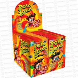 PETA ZETAS FRESA 50 UD