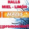 PROMO WEB HALLS MIEL-LIMON 20 UD