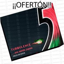 PROMO-CHICLE-FIVE-TURBULENCE-SANDIA-10-UD