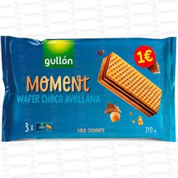 MOMENT-WAFER-CHOCO-AVELLANA-12x210-GR-1EUR-GULLON