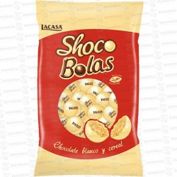 CHOCOBOLAS BLANCAS 1 KG