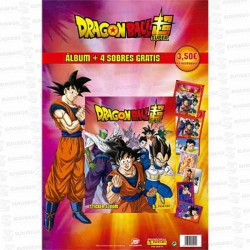 CARTON-DRAGON-BALL-SUPER-ALBUM4-SOBRES-1-UD-PANIN