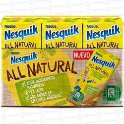 BATIDO-NESQUIK-ALL-NATURAL-PACK-3-8-UD-NESTLE