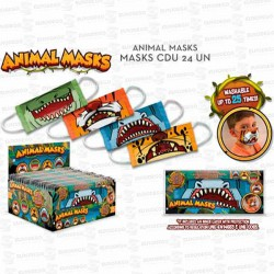 MASCARILLAS-ANIMAL-MASKS-FFP2-24-UD-PANINI