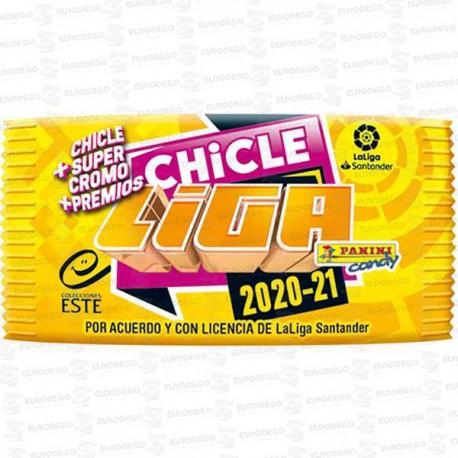 CHICLE--CROMO-LIGA-2020-21-PANINI
