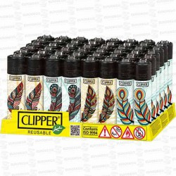 ENCENDEDOR-FEATHERS-444-CLIPPER