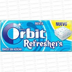 ORBIT REFRESHERS MENTA 16 UD
