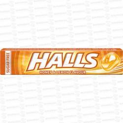 HALLS MIEL-LIMON 20 UD