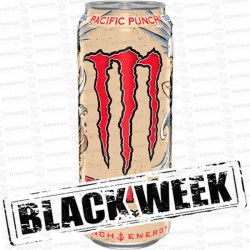 BLACKWEEK MONSTER PACIFIC PUNCH 24x500 ML
