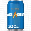 AQUARIUS NARANJA 24x330 ML
