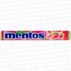MENTOS FRESA 20 UD
