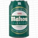 CERVEZA MAHOU CLASICA 24x330 ML