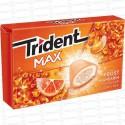 TRIDENT MAX MANDARINA 16 UD