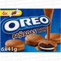 OREO BAÑADAS CHOCO 10x246 GR