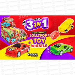 CAR WHISTLE POP 24 UD DISGO
