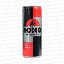 RODEO ENERGY DRINK 24x250 ML
