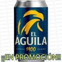 PROMO WEB EL AGUILA 24X330 ML