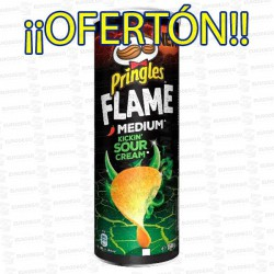 PROMO-BOTE-PRINGLES-FLAME-MEDIUM-SOUR--160-GR-1-UD