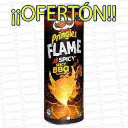PROMO-BOTE-PRINGLES-FLAME-SPICY-BBQ-160-GR-1-UD