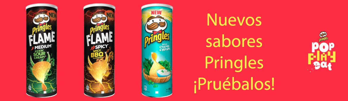 New flavors of Pringles. What to wait to try them?