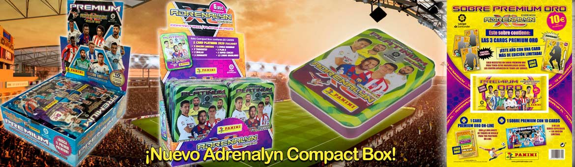 New Adrenalyn 2020 collection