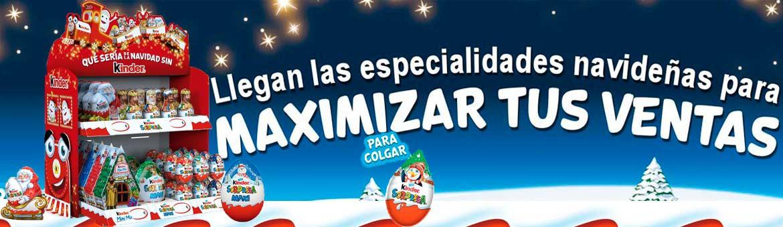 New lot Ferrero Christmas