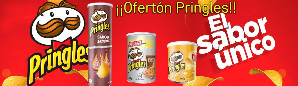 Now you have Pringles On Sale!