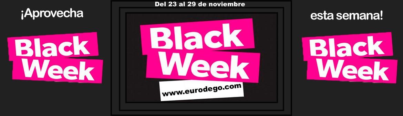 Ya esta aquí la Black Week del 2020