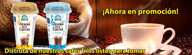Café Maresí, delicioso café frío y ahora en promoción.