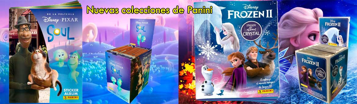 Soul and Frozen Crystal II Collections